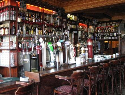 O'Connells Bar, Eyre Square, Galway