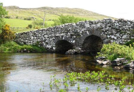 The Quiet Man Bridge, Connemara