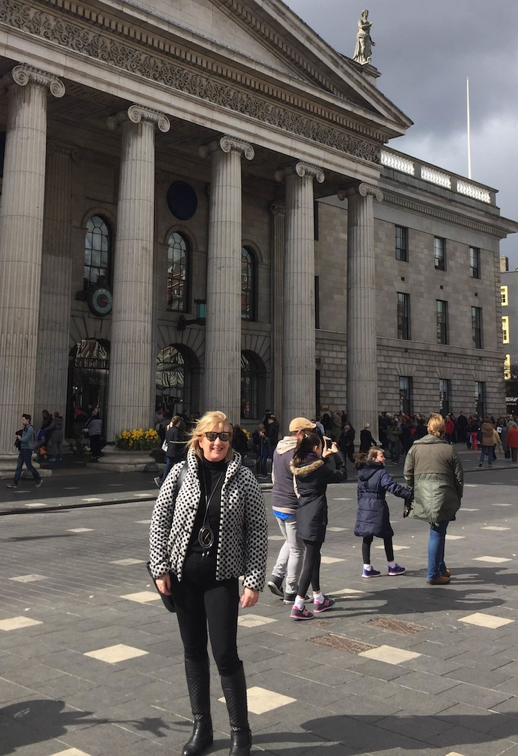 Susan Byron General Post Office Dublin