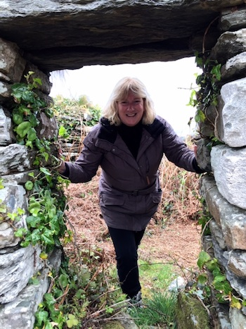 Susan Byron, Irish Travel Writer, Photographer & Tour Guide