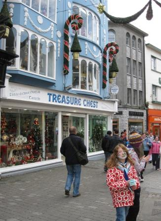 Treasure Chest, Galway