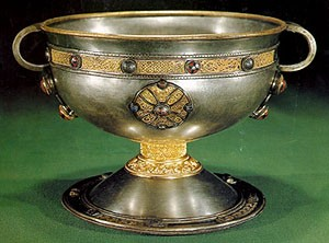 Ardagh Chalice, National Museum of Ireland