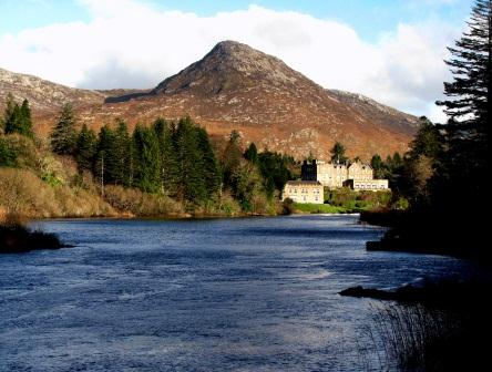 Ballynahinch Castle, Connemara, County Galway