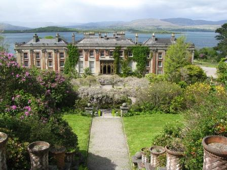 Bantry House Is A Very Fine Stately Home With Beautiful