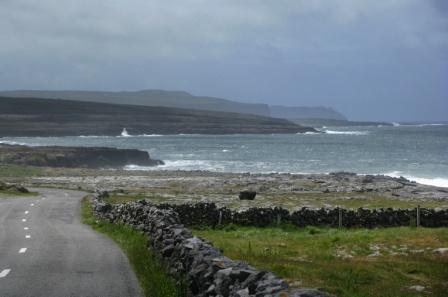The road to Doolin