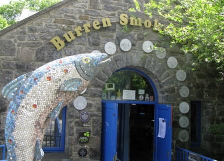 Burren Smokehouse, County Clare, Ireland