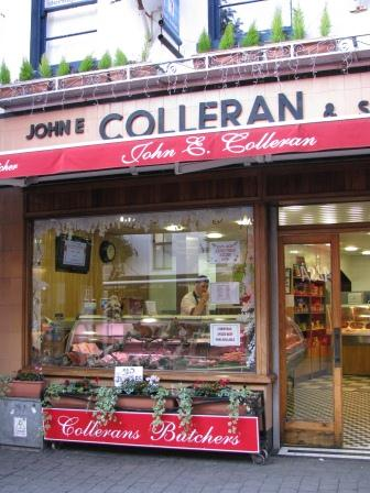 Collerans Butchers Galway
