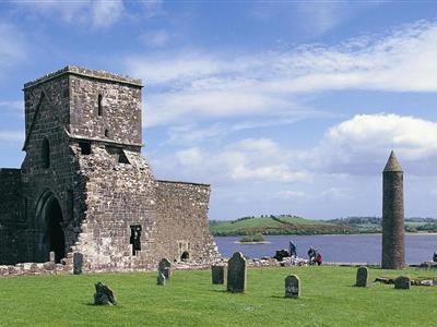 Devinish Island, County Fermanagh
