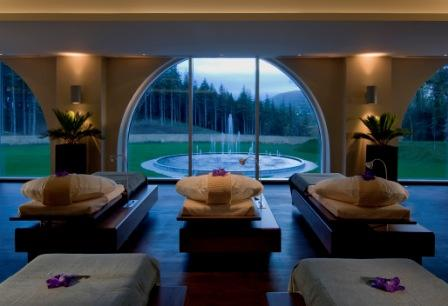 The Ritz Carlton, Espa at Powerscourt