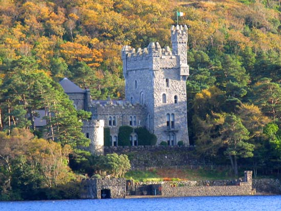 Glenveagh Castle, Donegal National Park