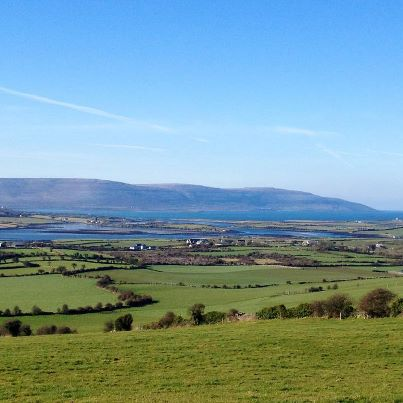 Abbey Hill trail, County Clare