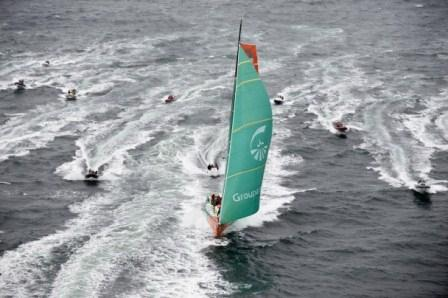 Volvo Ocean Race - Groupama