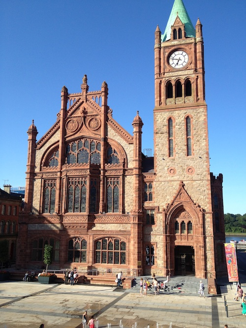 The Guild Hall, Derry City, Northern Ireland