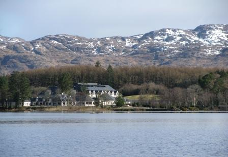 Harveys Point Hotel, Donegal