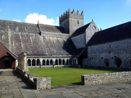 Holy Cross Abbey, County Tipperary