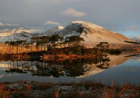 Winter Walking Trails of Connemara