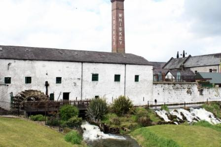 Lockes Distillery, Kilbeggan, County Westmeath