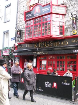 The Kings Head Pub, Galway