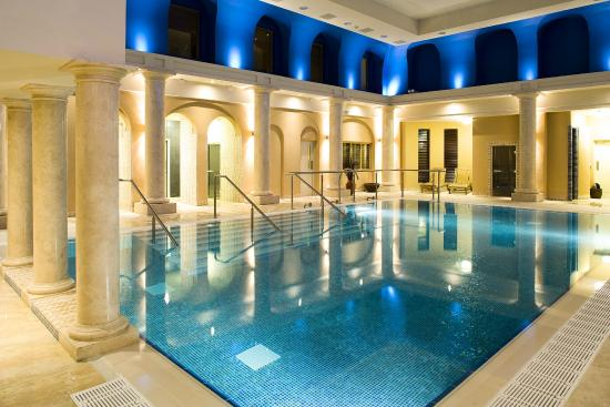 Salveo Spa at Knockranny House Hotel, Westport, County Mayo