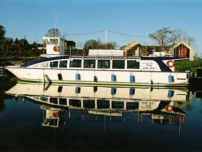 Lady of the Lake passenger cruiser, Lough Erne