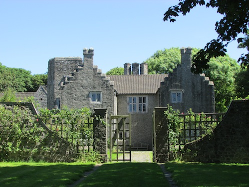 Lambay Island House designed by Sir Edwin Lutyens