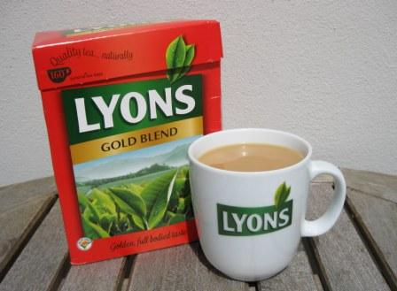 Lyons Irish Tea