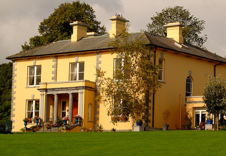 Mustard Seed Restaurant at Echo Lodge, Ballingarry, County Limerick