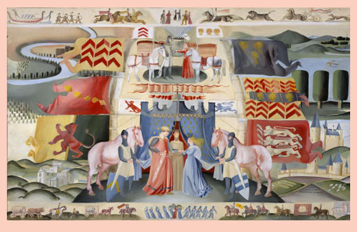 Ros Tapestry, New Ross, County Wexford