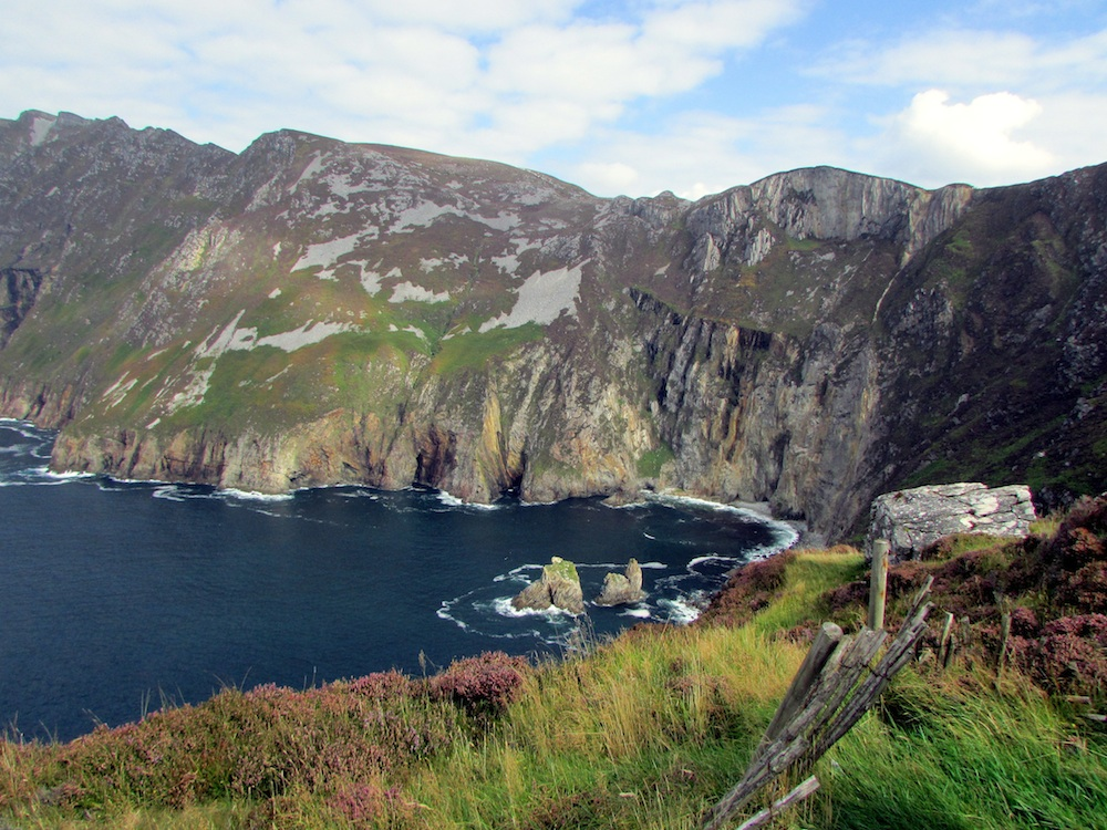 Slieve League Cliffs by Susan Byron www.irelands-hidden-gems.com