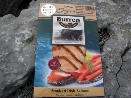 Burren Smoke House Smoked Salmon