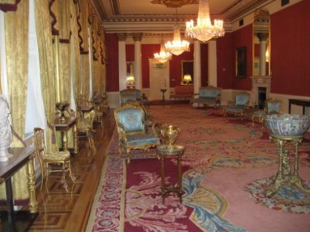 Dublin Castle Staterooms