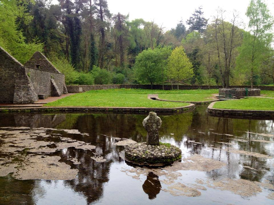 St Patrick's Holy Well, Clonmel, County Tipperary.