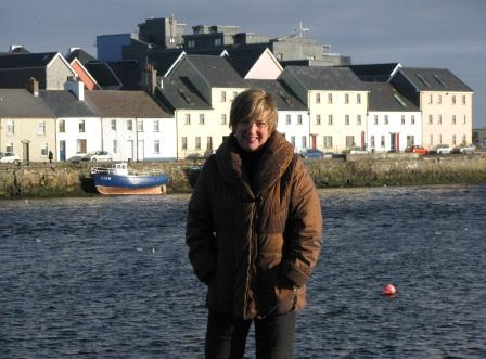 Susan Byron, the Claddagh