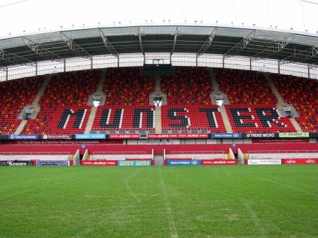 Thomond Park Stadium, Limerick City