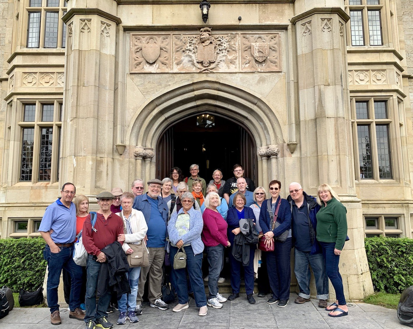 2019 September Group, Lough Eske Castle, Donegal