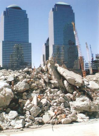 911 - Ground Zero, New York City