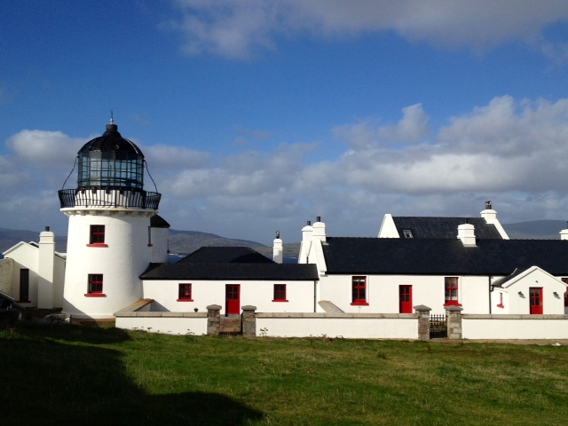 Clare Island Lighthouse, County Mayo