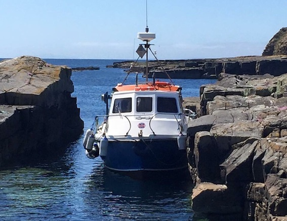 Sligo Boat Charters, Inishmurray Island, Sligo
