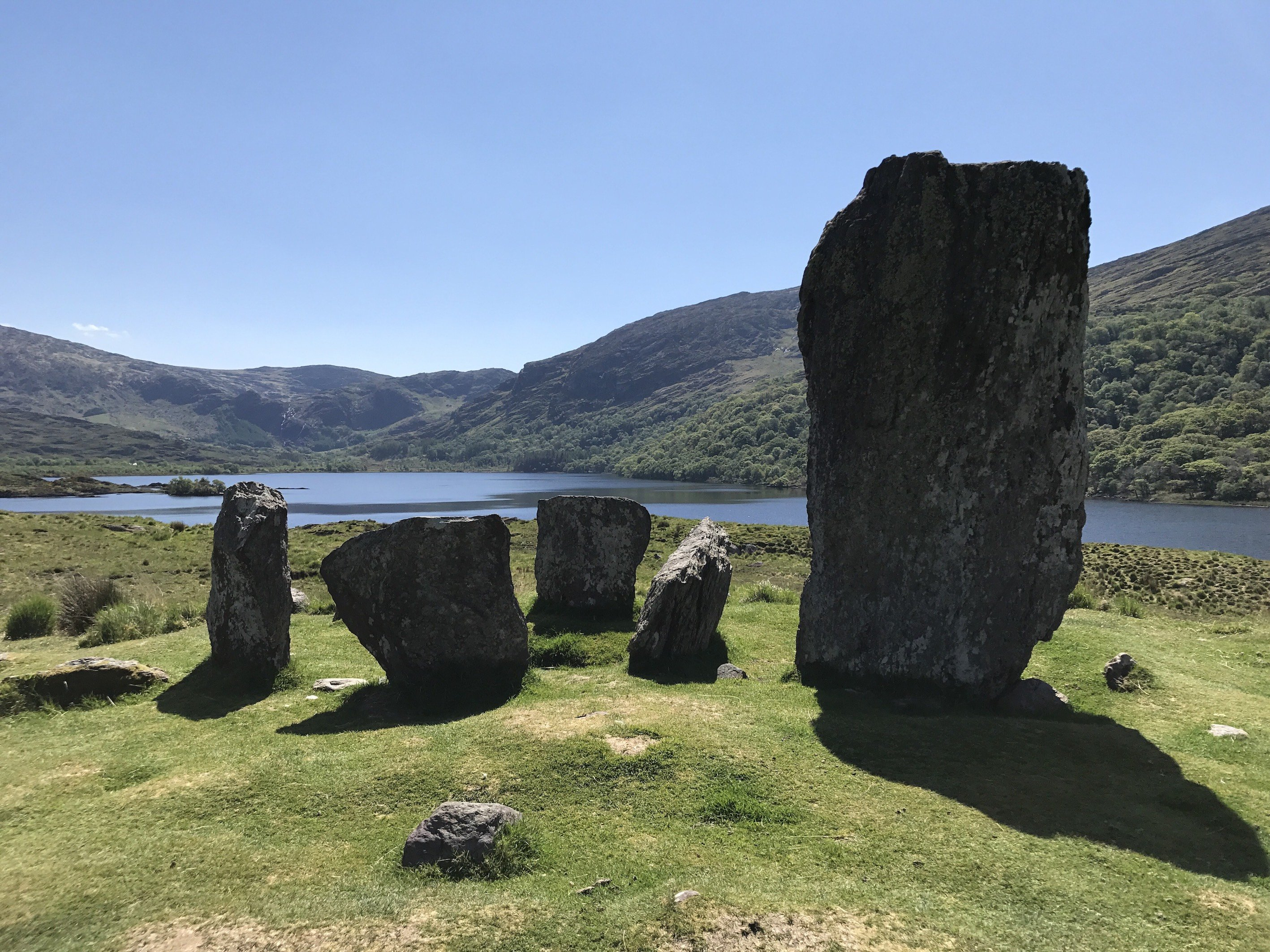 One of Ireland's Hidden Gems, Uragh Stone Circle....
