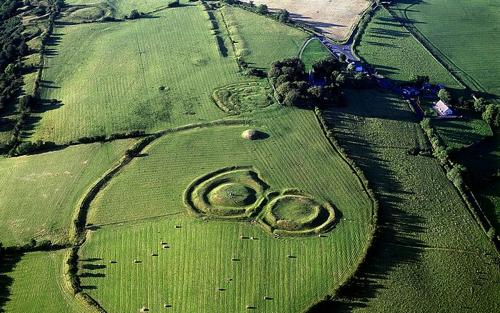 Tara, ancient seat of the High Kings of Ireland