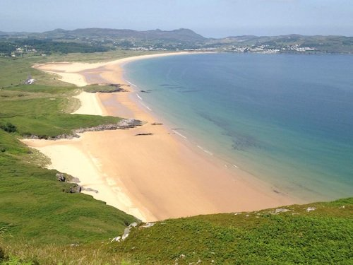 Ballymastocker Bay, Donegal, Ireland