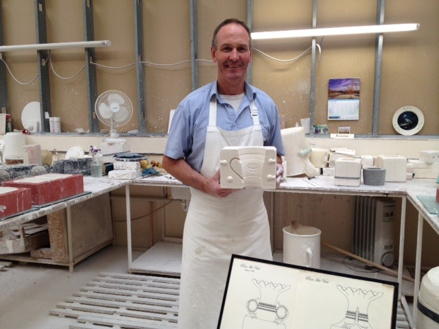 Belleek Pottery Craftsman