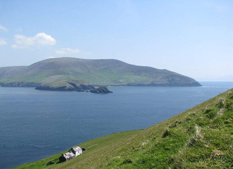 Walking on the Blasket Islands