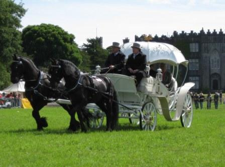 Lord & Lady Rosse, Birr Castle, County Offaly