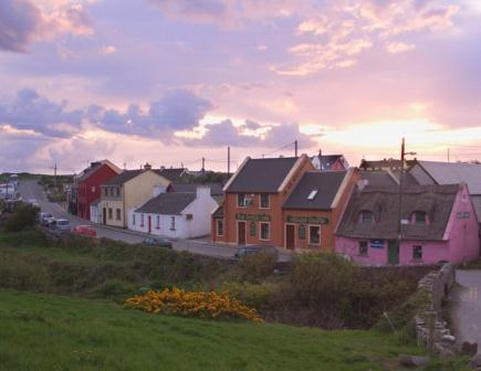 Fisher Street, Doolin, County Clare