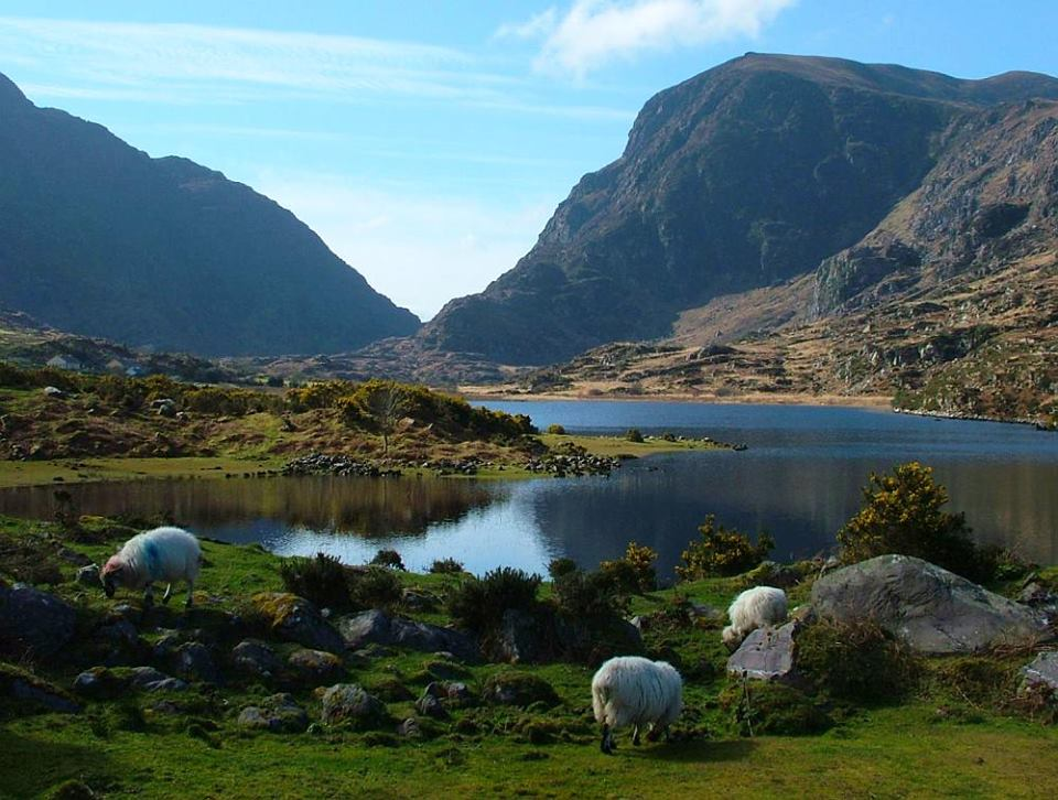 Gap of Dunloe, Killarney, County Kerry
