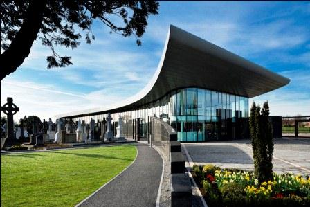 The Museum at Glasnevin Cemetery in Dublin