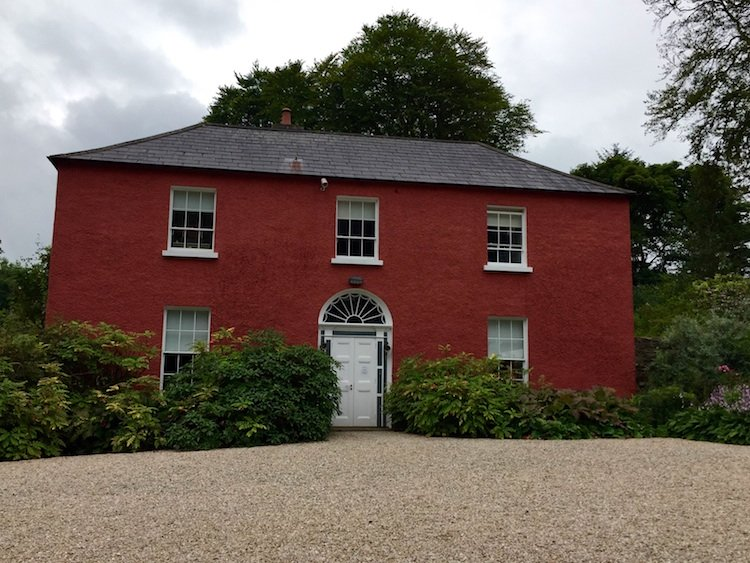 Glebe House, Donegal by Susan Byron of www.irelands-hidden-gems.com