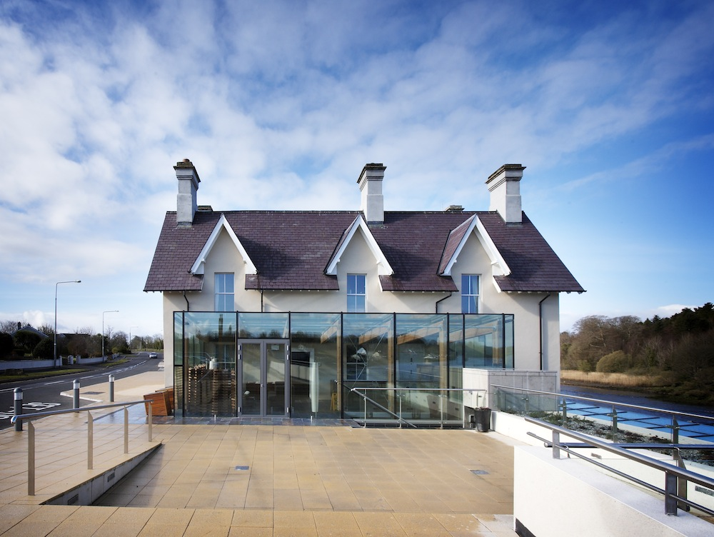 The Ice House Hotel, Ballina, County Mayo, the perfect place to chill out....