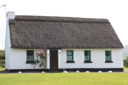 You can Rent an Irish Cottage